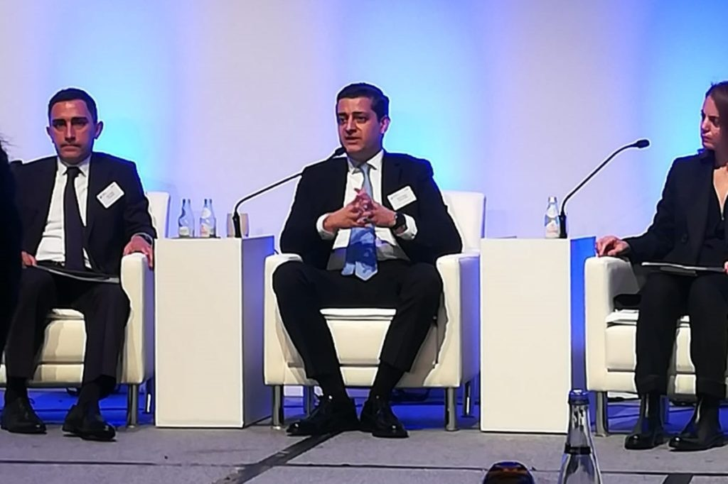 Emre_hatem_bbva_garanti_speaker_loans_bonds_conference