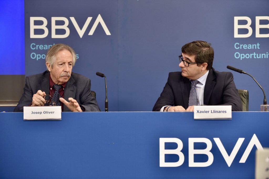 presentación Anuario Comarcal BBVA 2019