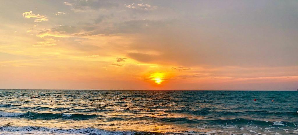 Los atardeceres más espectaculares del Caribe
