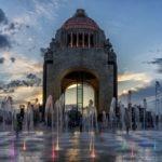 Monumento a la revolucion ciudad de mexico