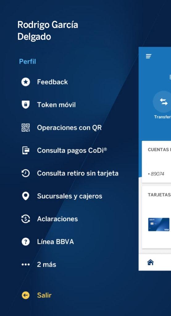 ¿Cómo comenzar a usar CoDi en la app BBVA México?