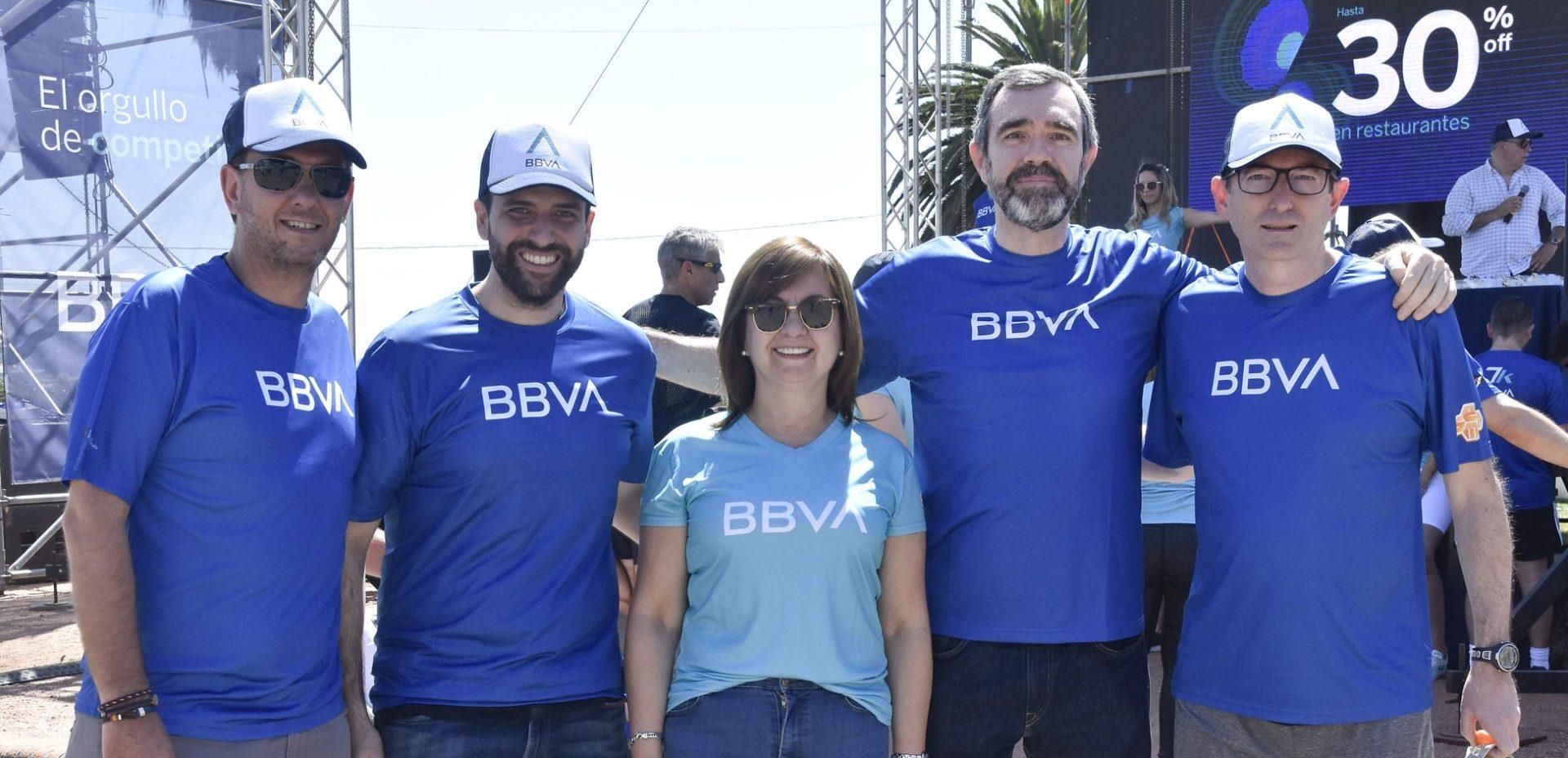 7K directores de BBVA en Uruguay