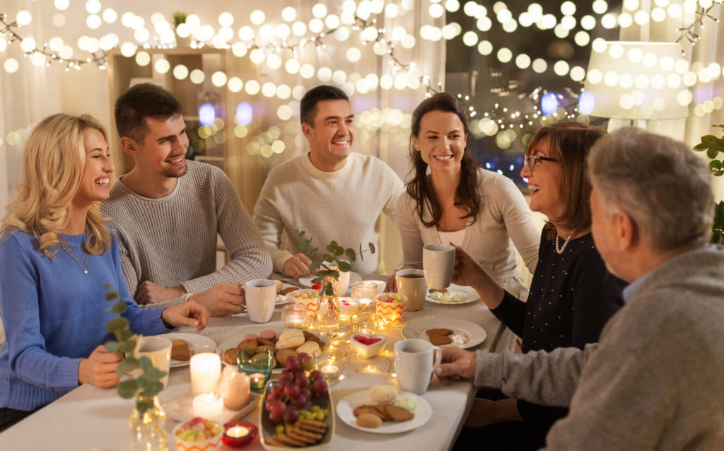 Agüeros de fin de año, una tradición familiar