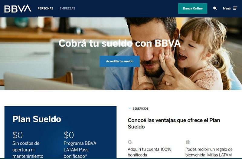 BBVA-Argentina-Cobrátusueldo