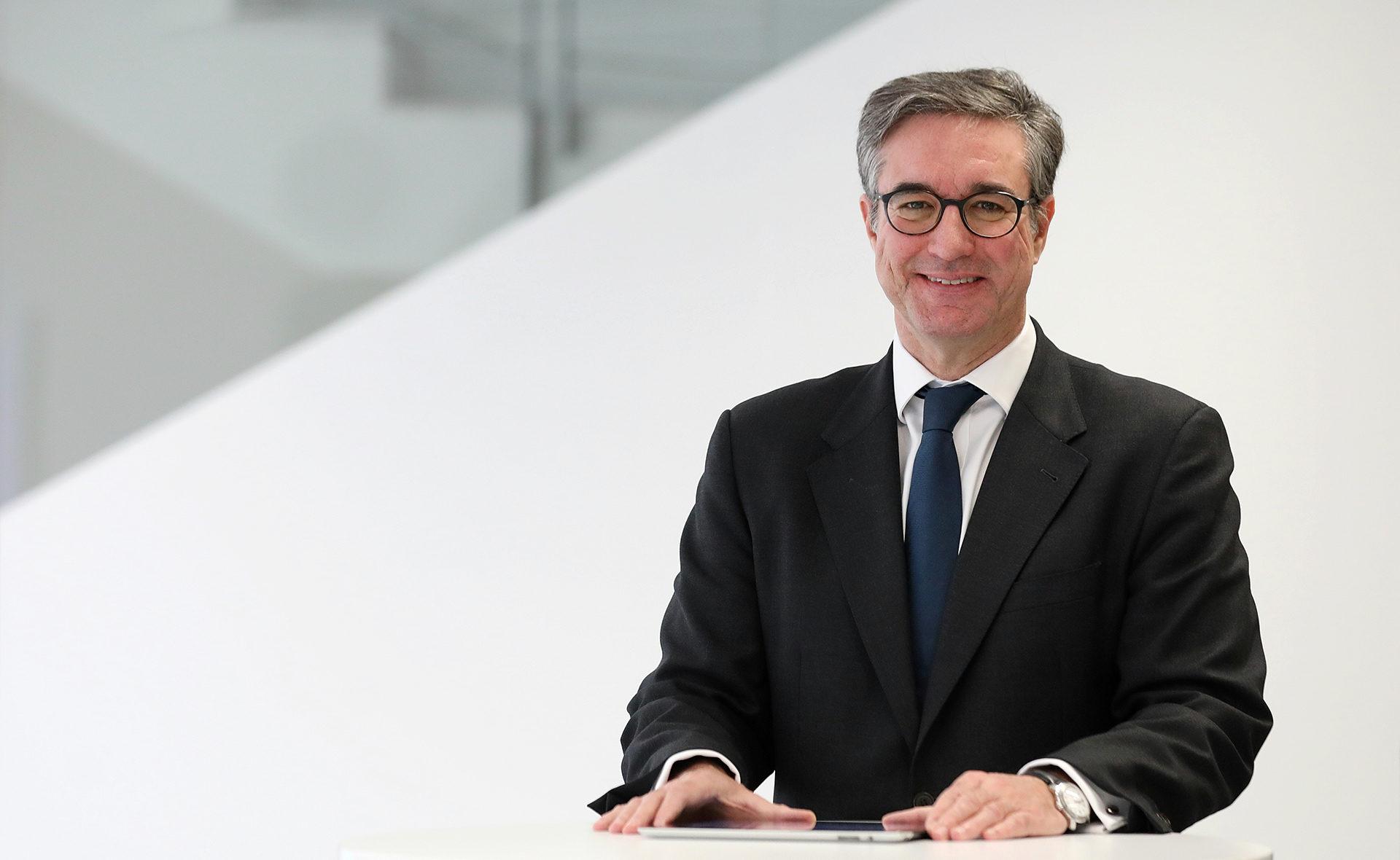 Joaquín García Huerga, director de Estrategia Global de BBVA Asset Management