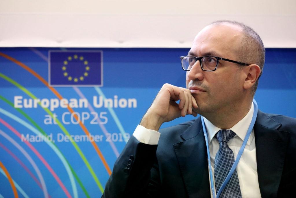 """Onur Genç: """"Estamos en una situación de emergencia climática"""""""