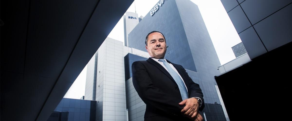 Fernando Eguiluz, a seis meses de su gestión como CEO de BBVA en Perú
