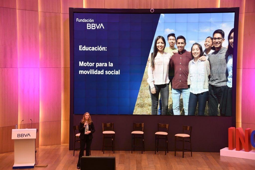 Foto Sofia Ize INcluye BBVA México