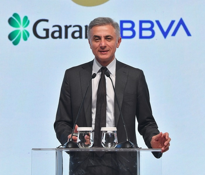Garanti BBVA CEO - women winners 2019
