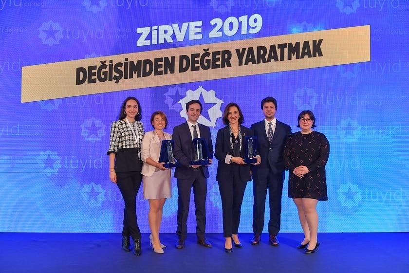 Garanti BBVA IR team Extel 2019