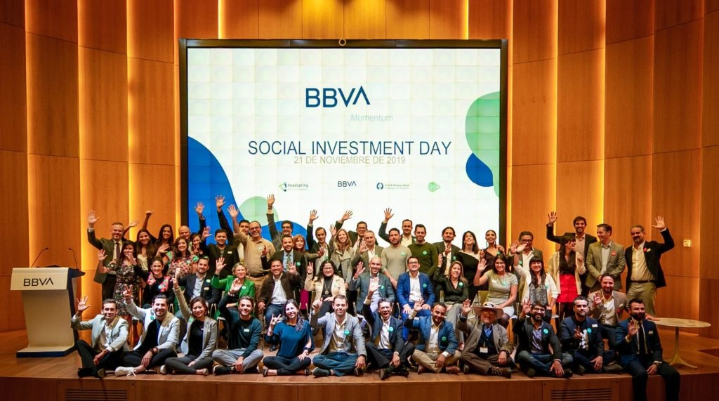 Social Investment Day BBVA Momentum Mexico 2019 - Grupo-