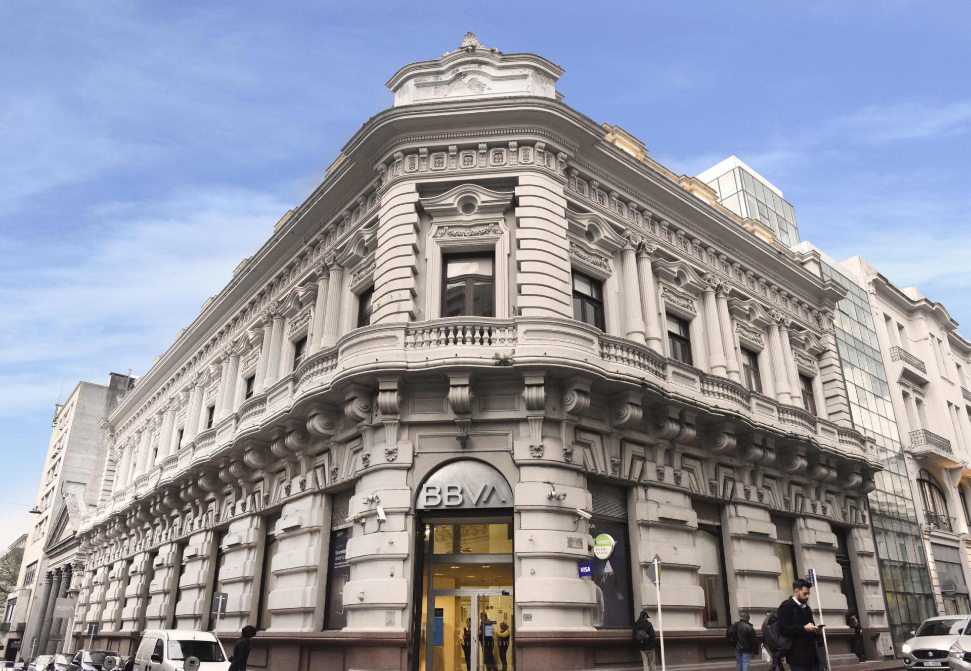 Uruguay sede central