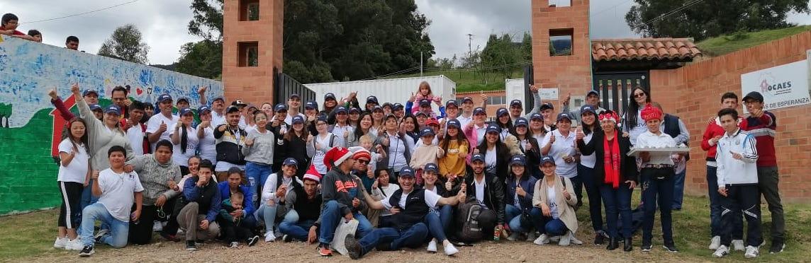 Voluntarios BBVA