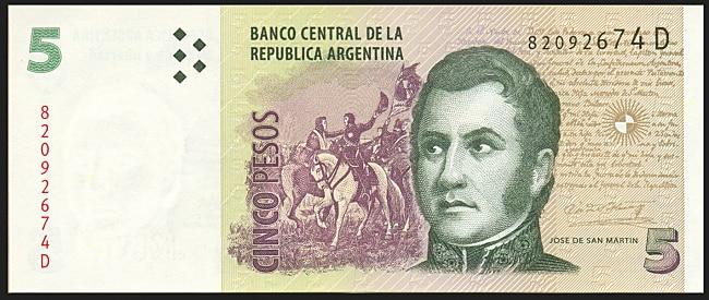 Billetes-5-pesos-BBVA-Argentina