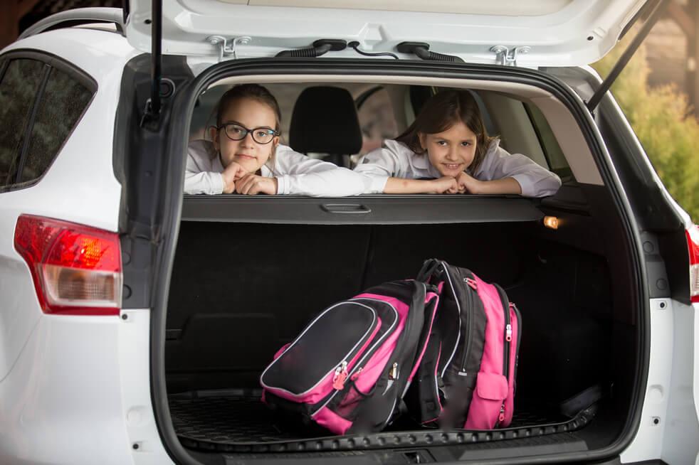 Útiles escolares como las maletas o morrales, son de larga duración