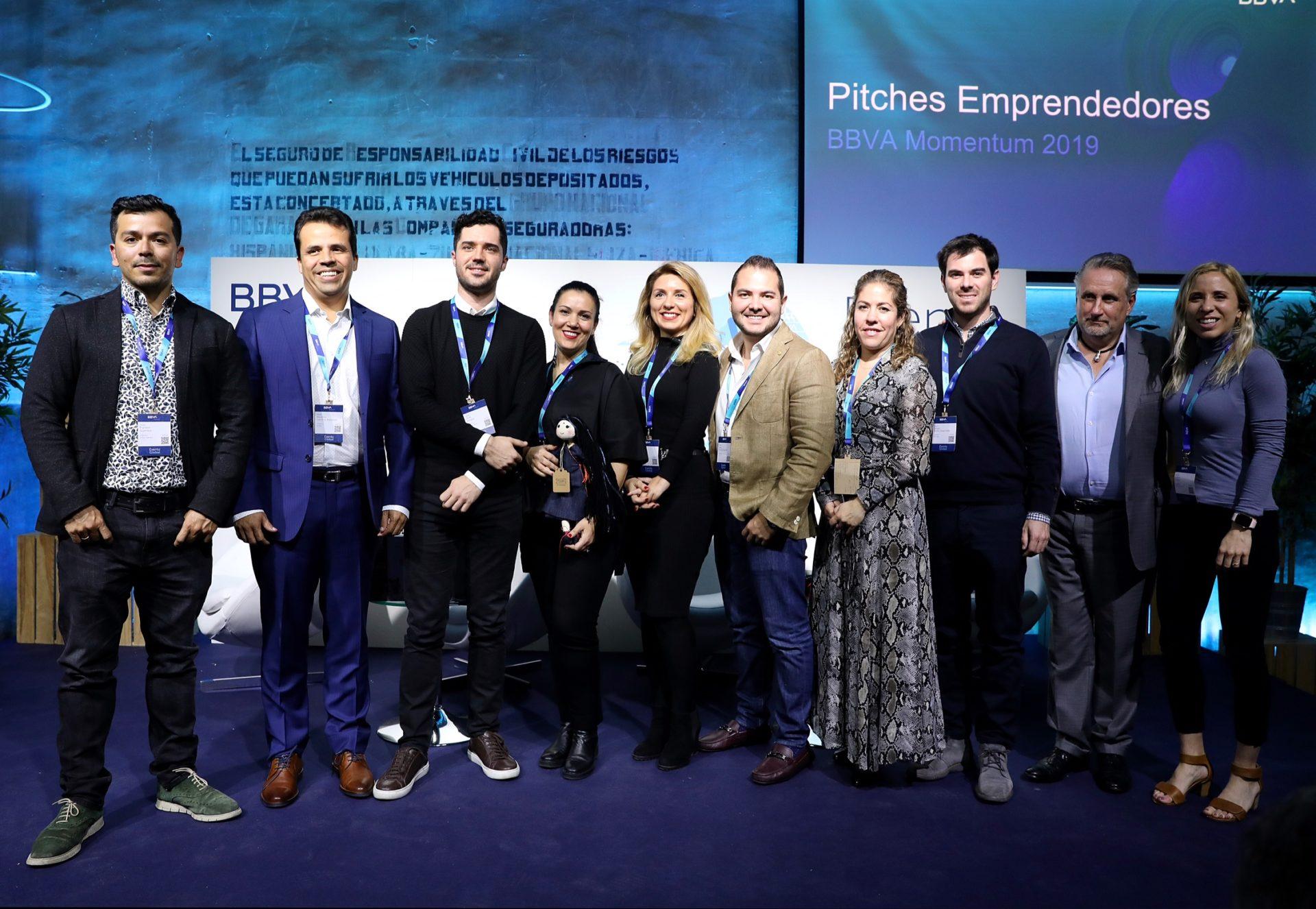 Emprendedores BBVA Momentum 2019