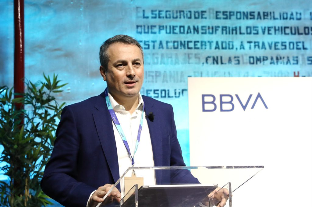 Antoni Ballabriga, director global de Negocio Responsable de BBVA