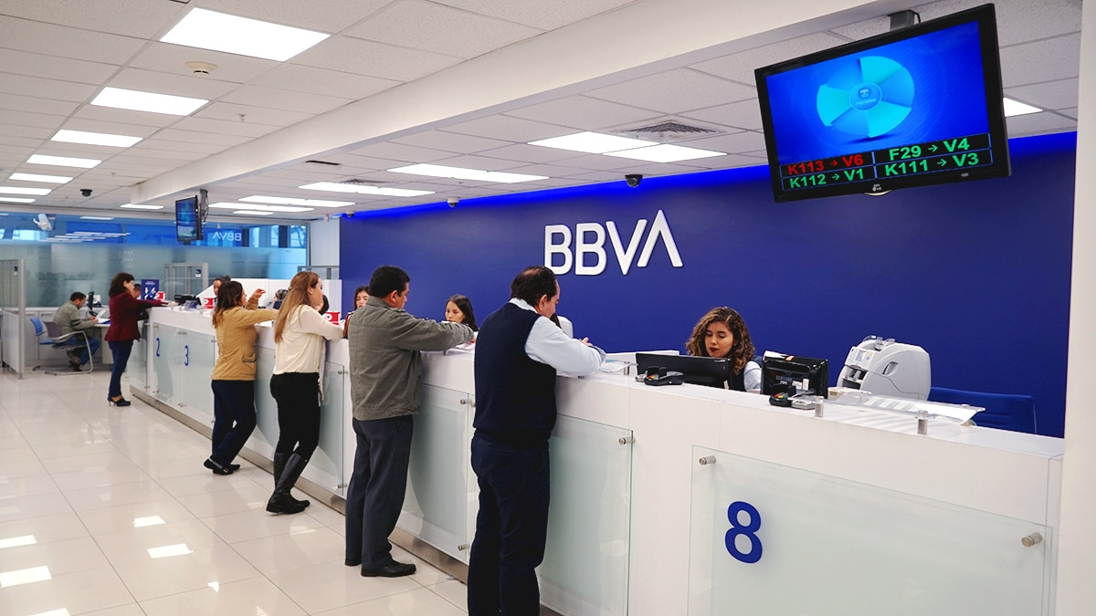 Oficinas BBVA Peru