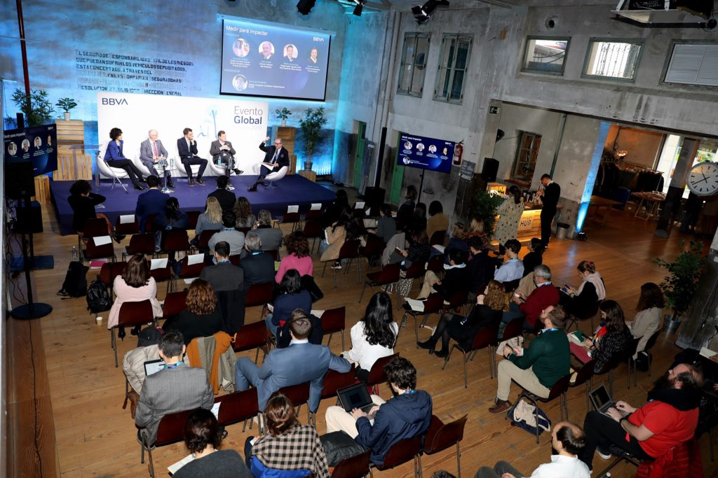 Sustainability takes center stage at the BBVA Momentum 2019 closing event