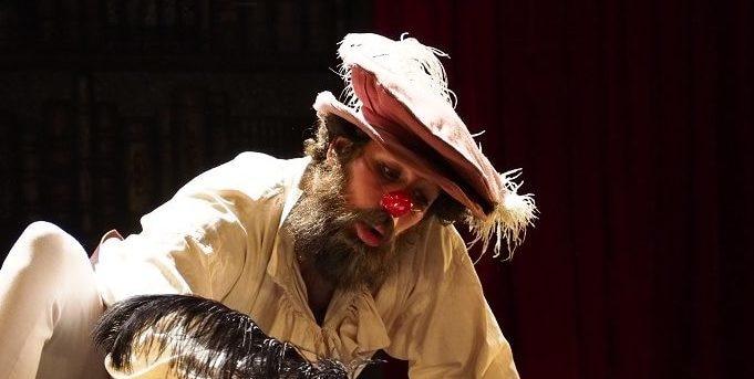 Quijote y Panza en línea. Fundación BBVA México