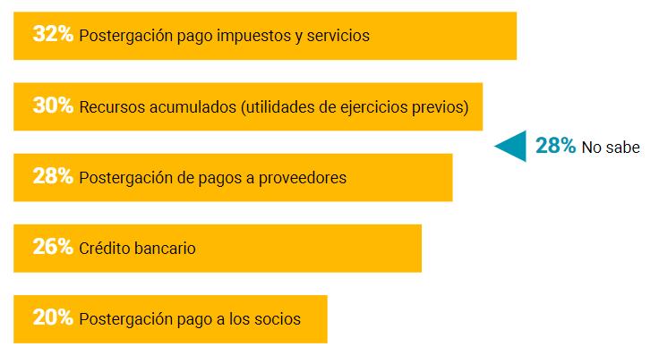 Cómo prevén financiarse los emprendedores de América Latina