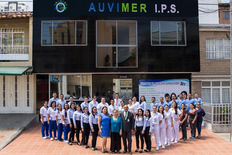 La IPS Auvimer lleva 10 años en el mercado, se especializa en la atención prehospitalaria