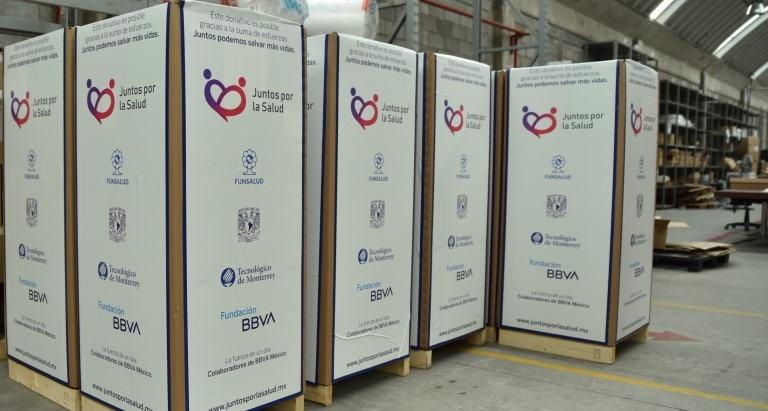 DonacionRespiradoresBBVAMX