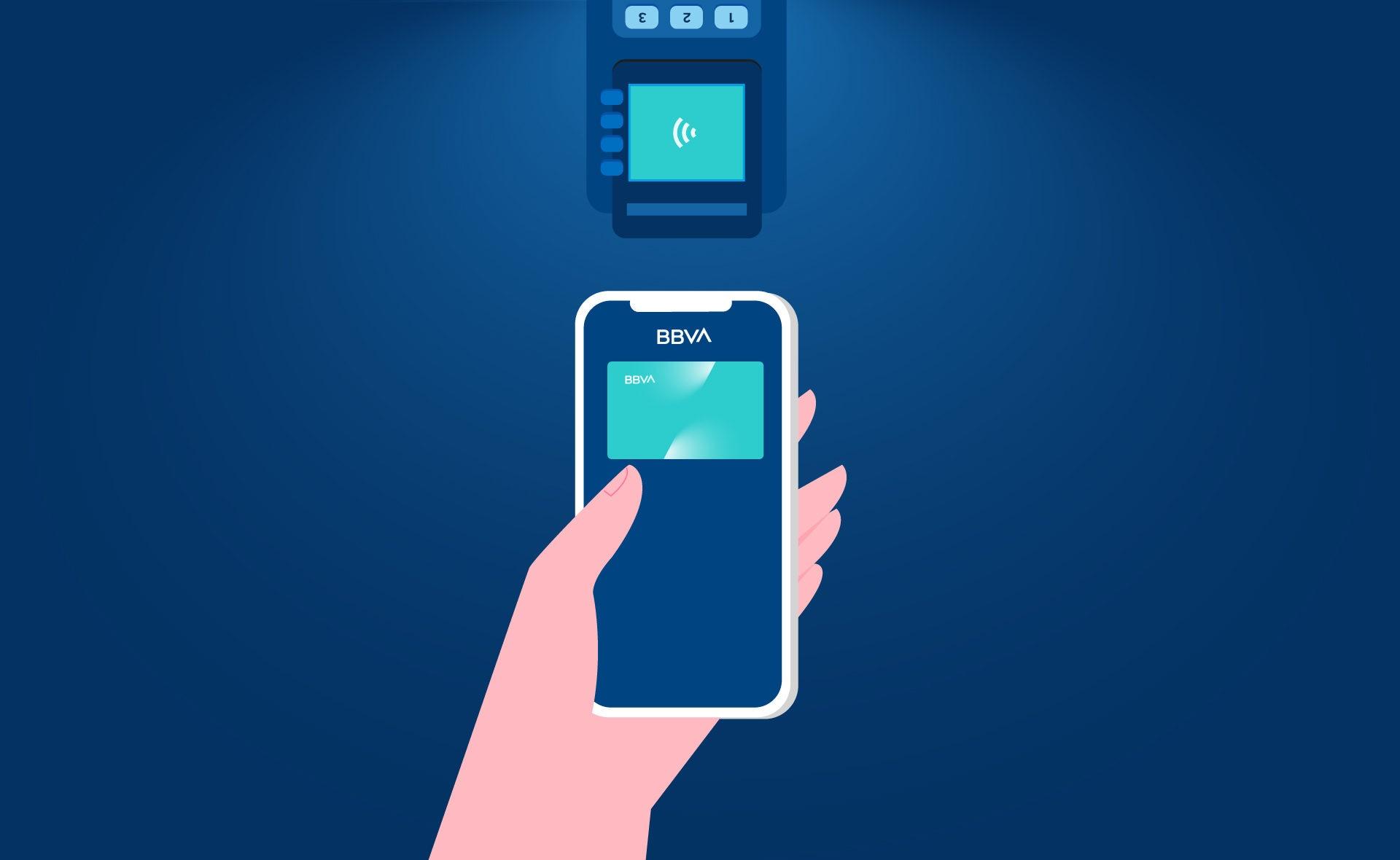 BBVA-pago-tarjeta-móvil-dispositivo-pagos