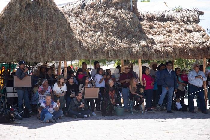 'Chasen Thajni La casa de todos' Ulises Matamoros