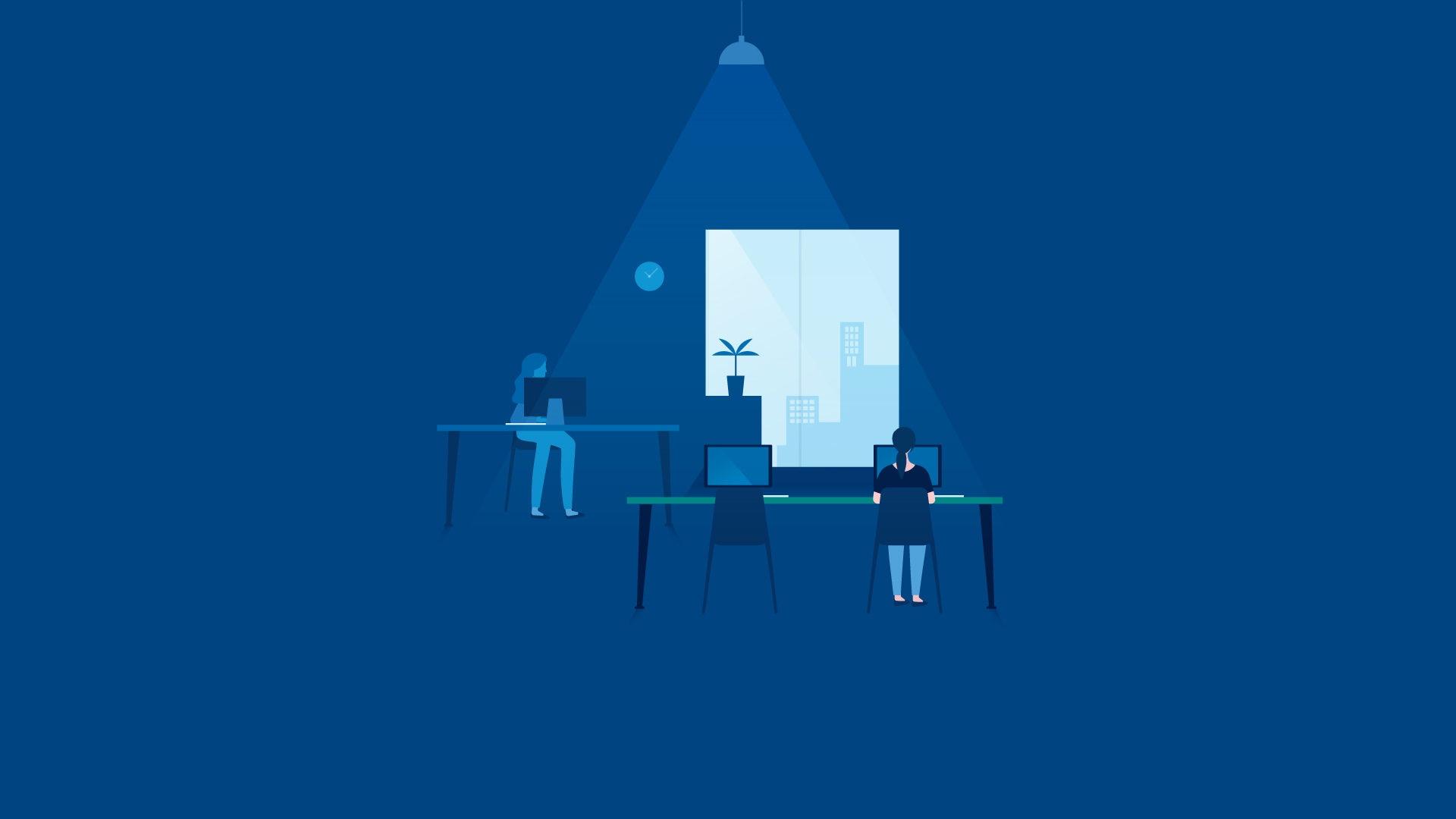 BBVA-nuevos-entornos-trabajo-empleo-trabajadores-empleados