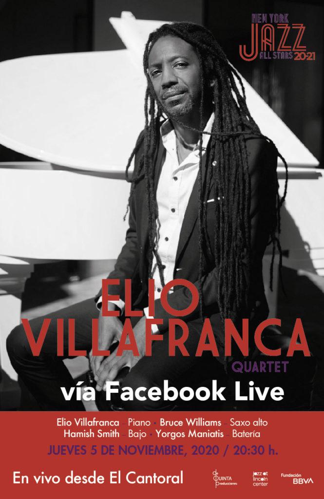 Elio Villafranca- Concierto FB