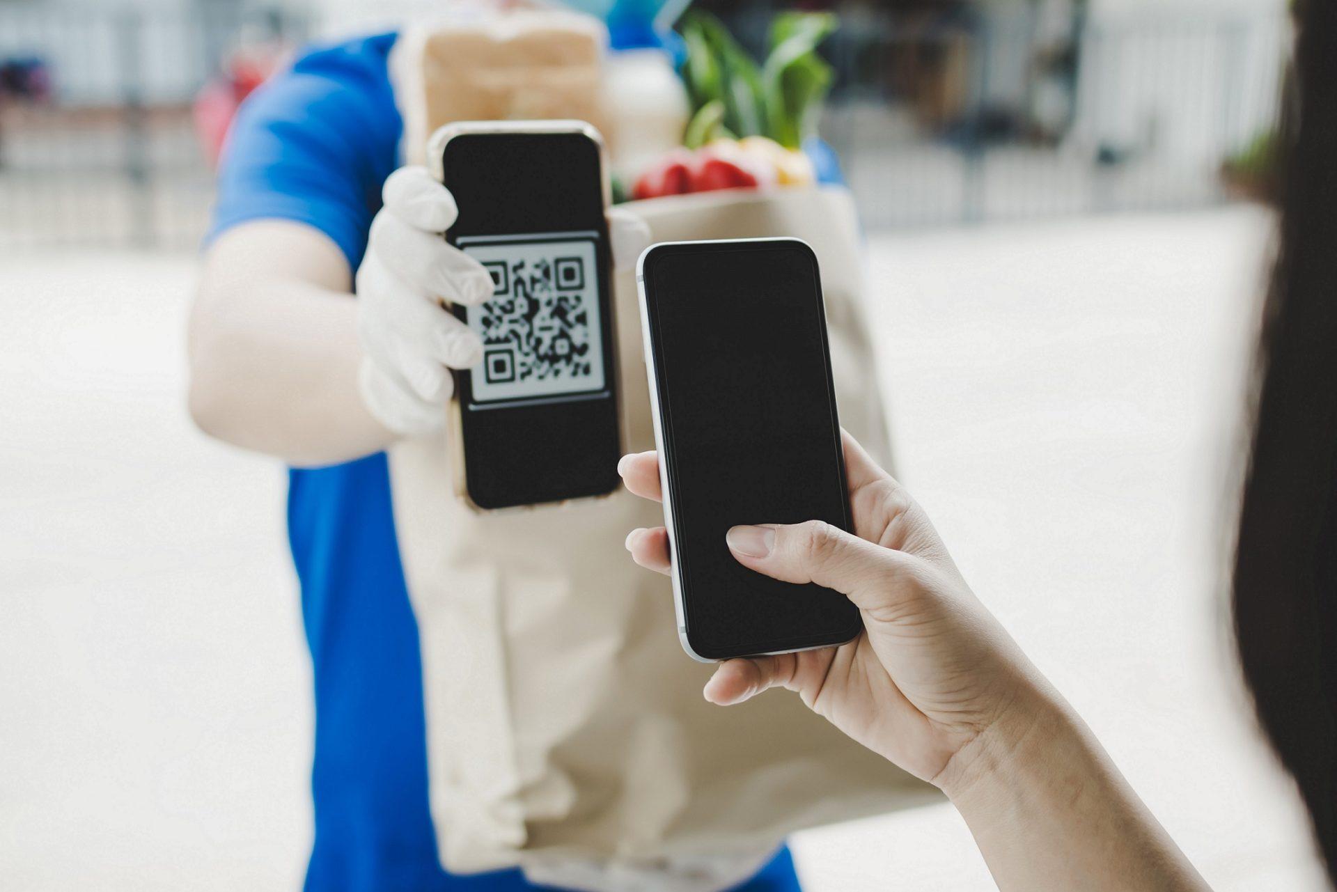 pago digital qr