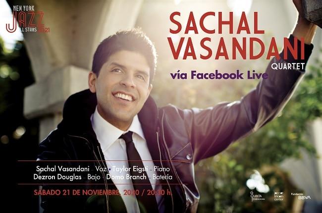 Sachal Vasandani Beca de Arte BBVA