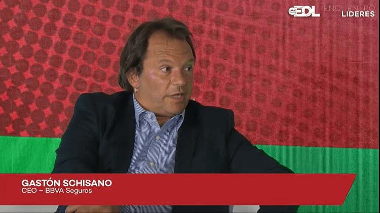 Gerente general de BBVA Seguros en Argentina, Gastón Schisano