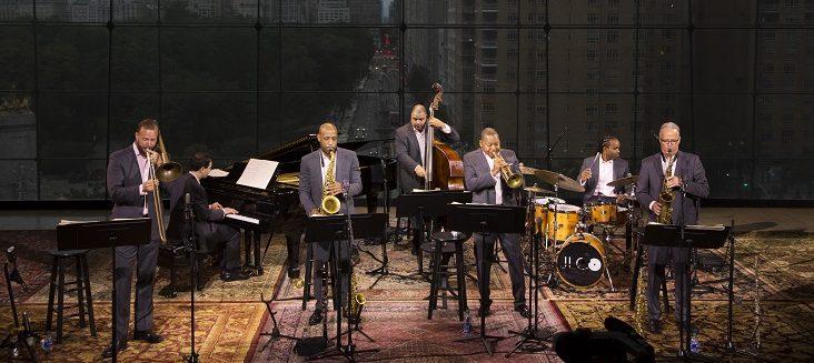 Septeto de la Orquesta de Lazz at Lincoln Center con Wynton Marsalis