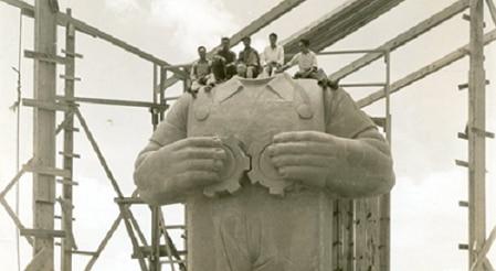 Monumental. Dimensión pública de la escultura. Beca de Arte BBVA