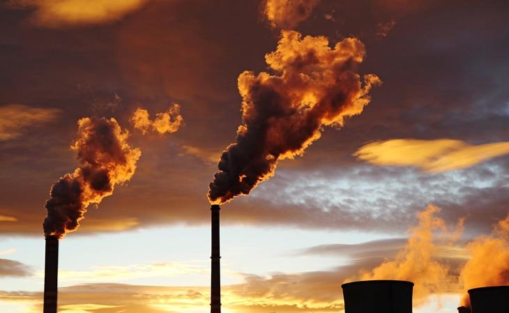 BBVA-efecto-invernadero-interior-sostenible-contaminación-gases-humos-planeta-cuidado-medioambiente