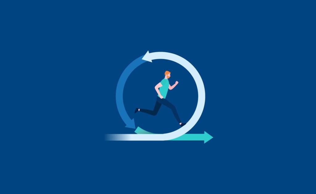 BBVA-lider-agile-infografía-persona-hombre-dirección-poder-futuro