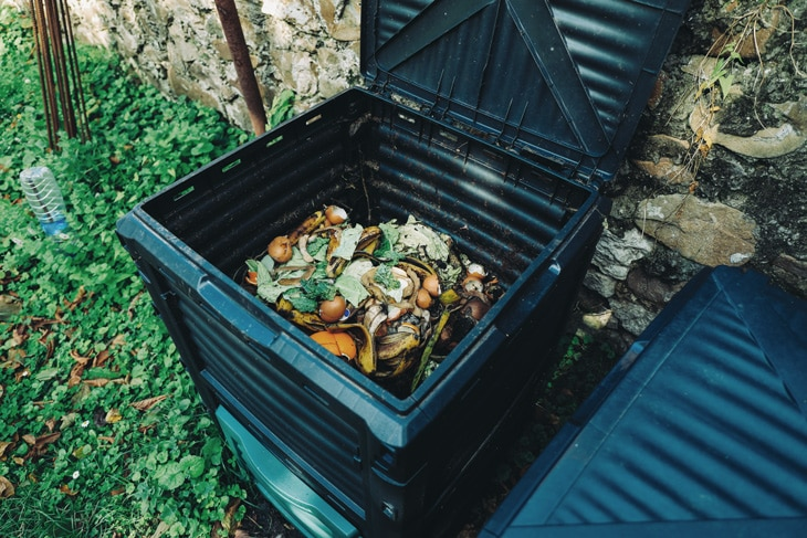 BBVA-residuo-cero-'zero waste-interior-basura-cubos-residuos
