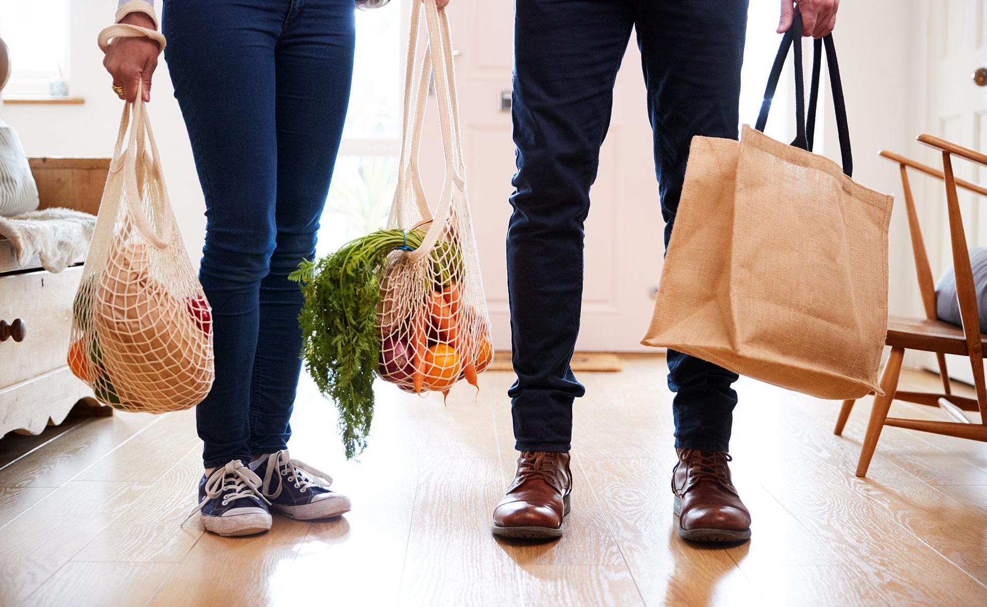 BBVA-residuo-cero-'zero waste-sostenibilidad-reciclarje-apertura-alimentos-compras