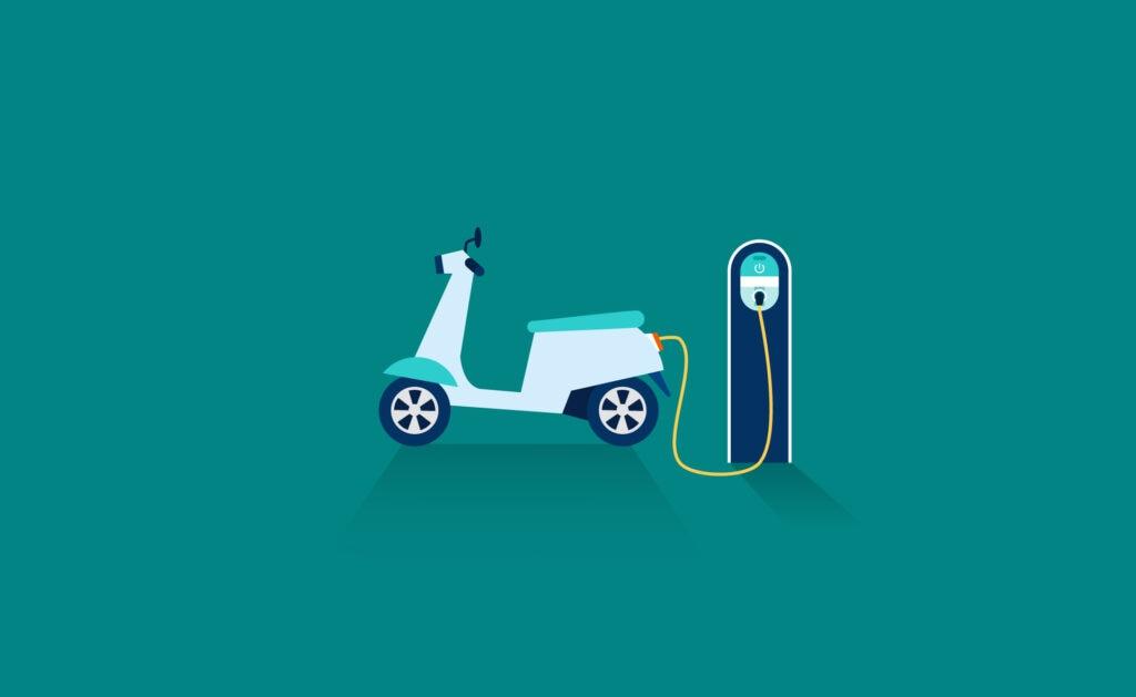MOTO_ELECTRICA-transporte-medio-motocicleta-contaminación-medioambiente-gases-C02