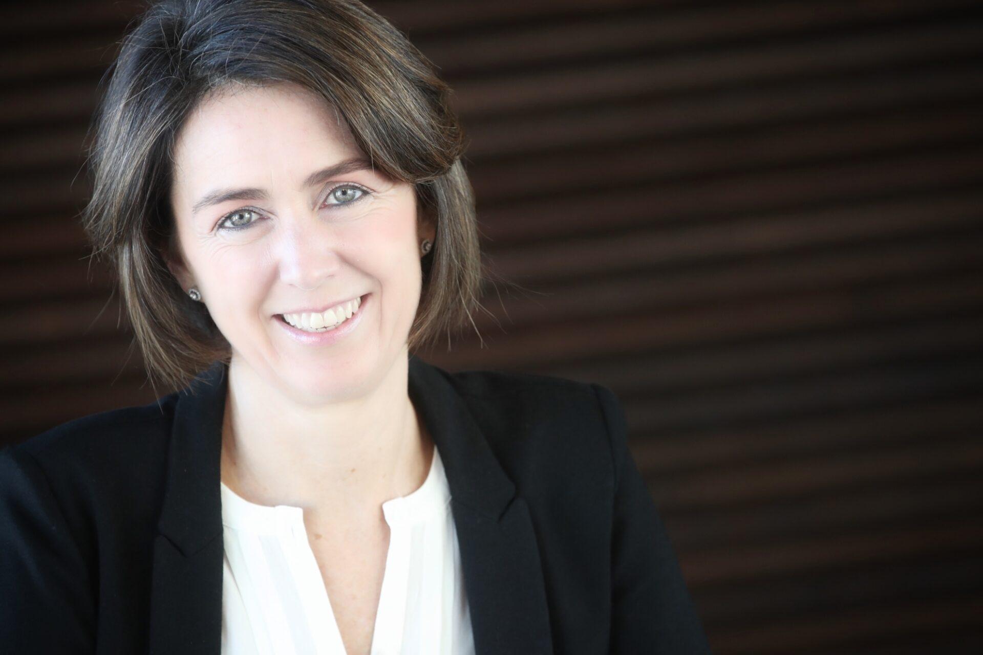 Patricia Bueno, directora de Relación con Accionistas e Inversores de BBVA