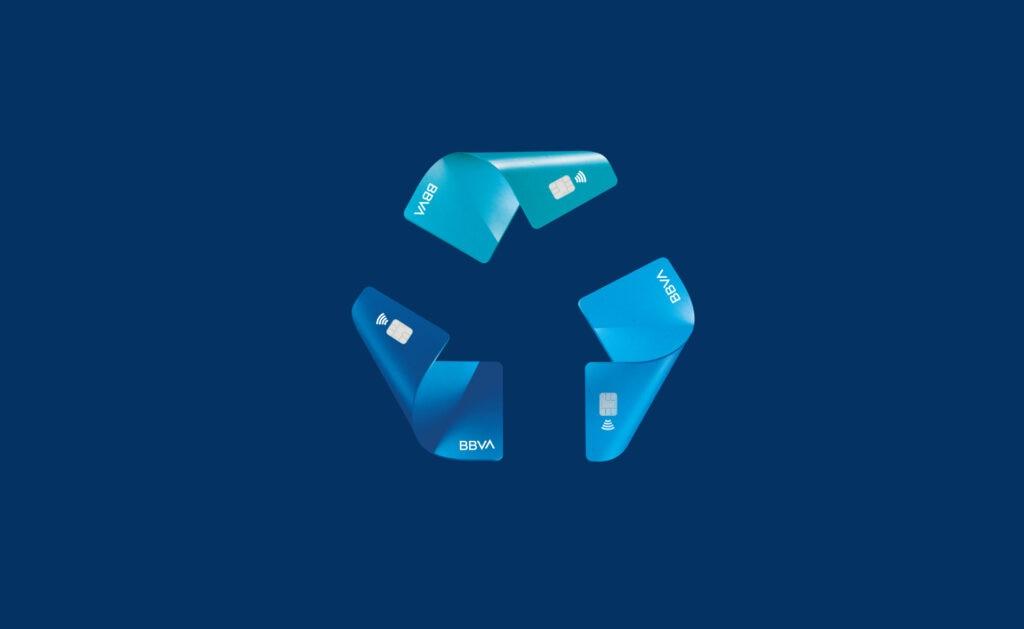 tarjetas_recicladas-reciclaje-tarjetas-crédito-bbva-España