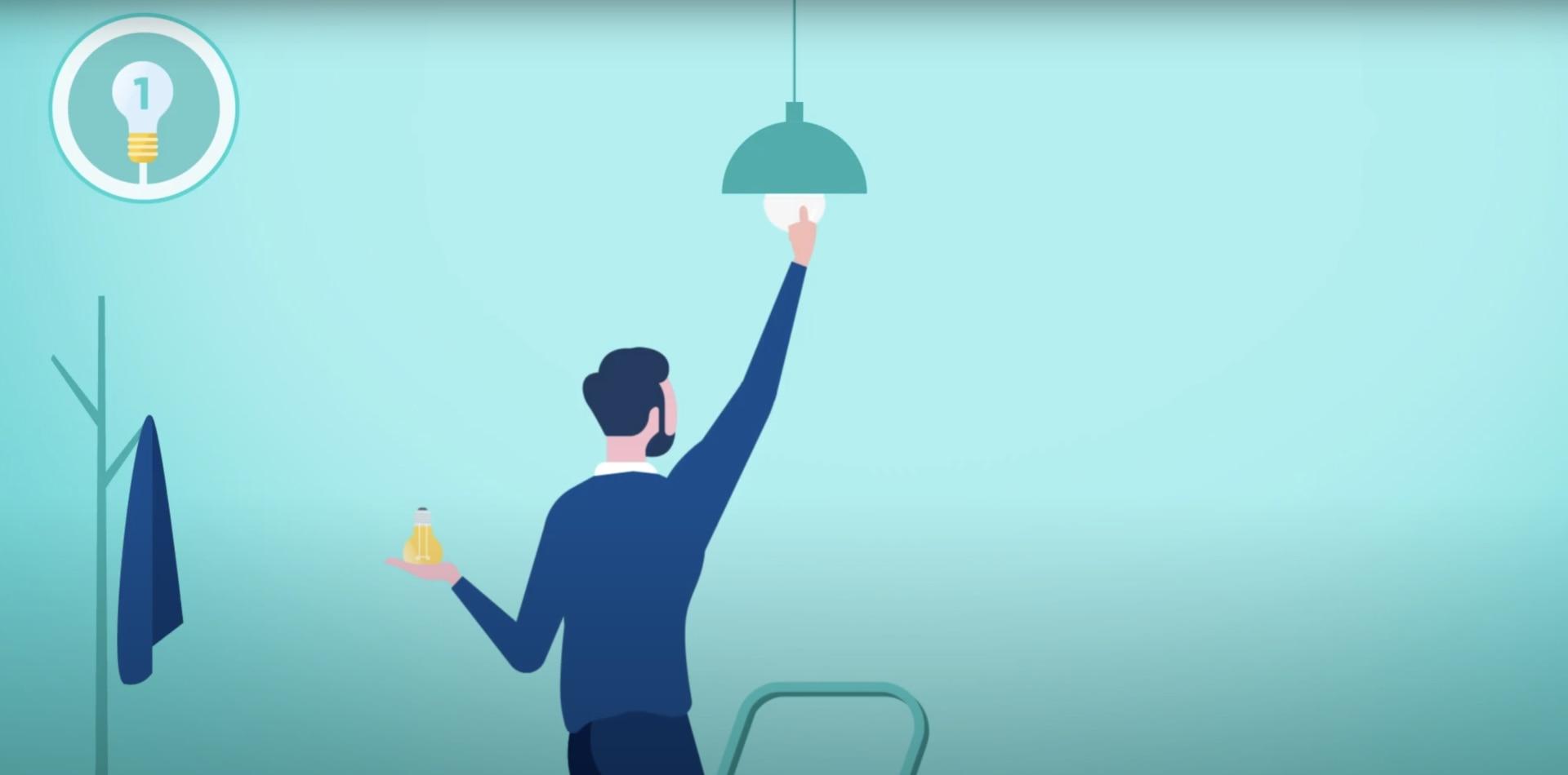 10 consejos para ahorrar energía y reducir el gasto en tus facturas de casa
