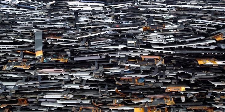 BBVA-mineria-urbana-basura-residuos-mina-reciclaje-sostenibilidad