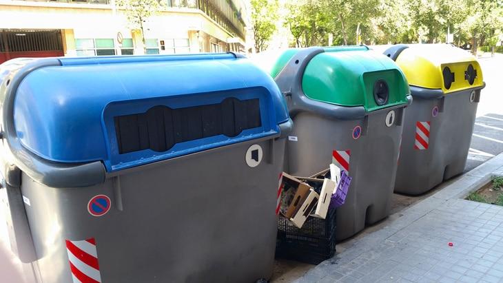 BBVA-reciclaje-contenedores-contaminacion