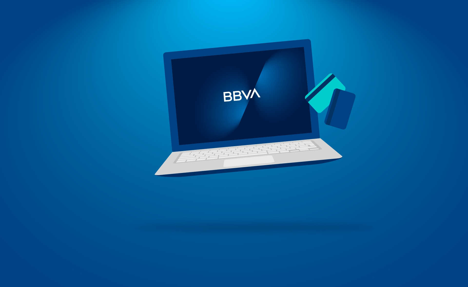 BBVA-tarjetas-portatil-digitalización-banco-economia