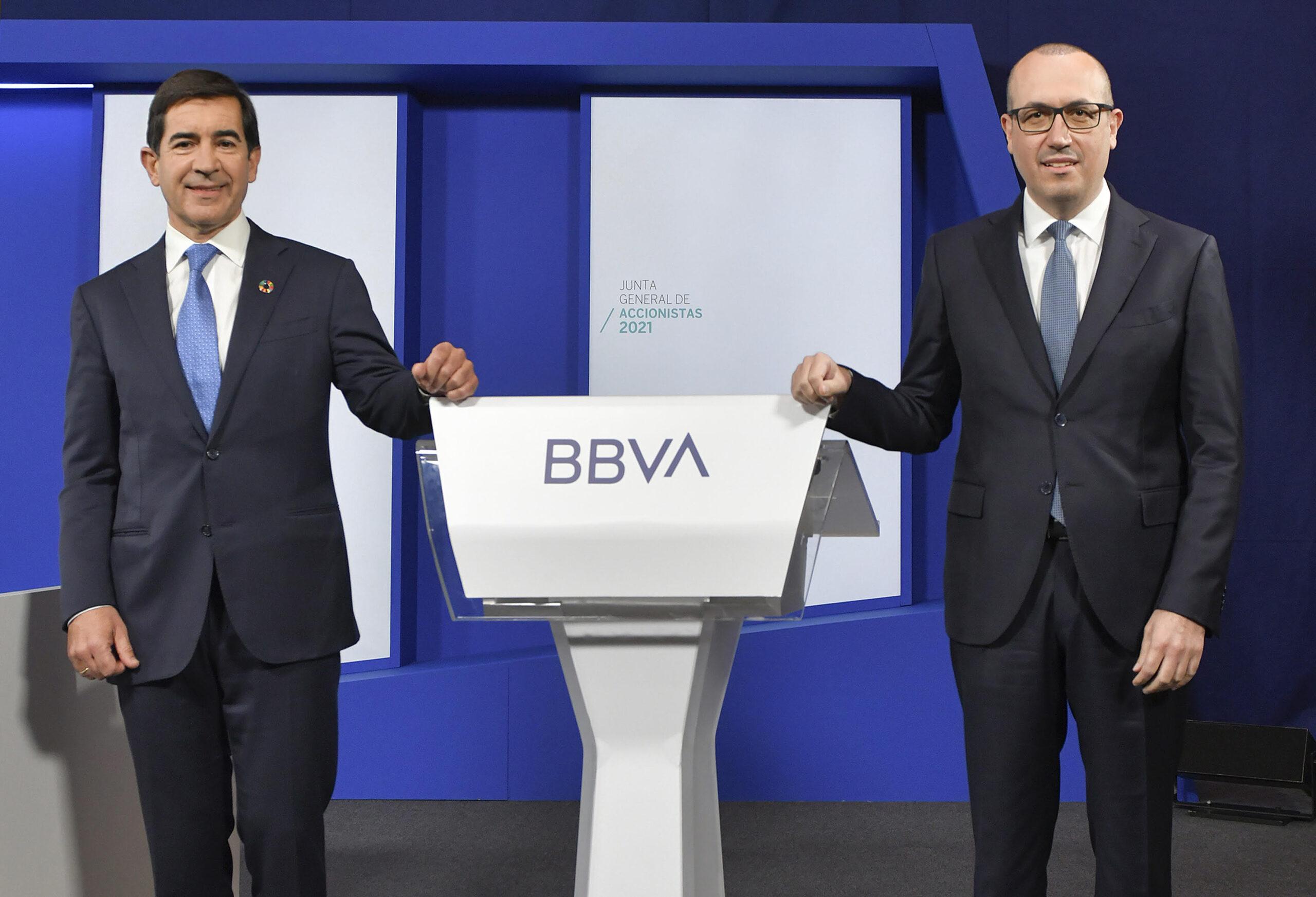 Junta-General-Accionistas-2021-BBVA-Carlos-Torres-Vila-Onur-Genc
