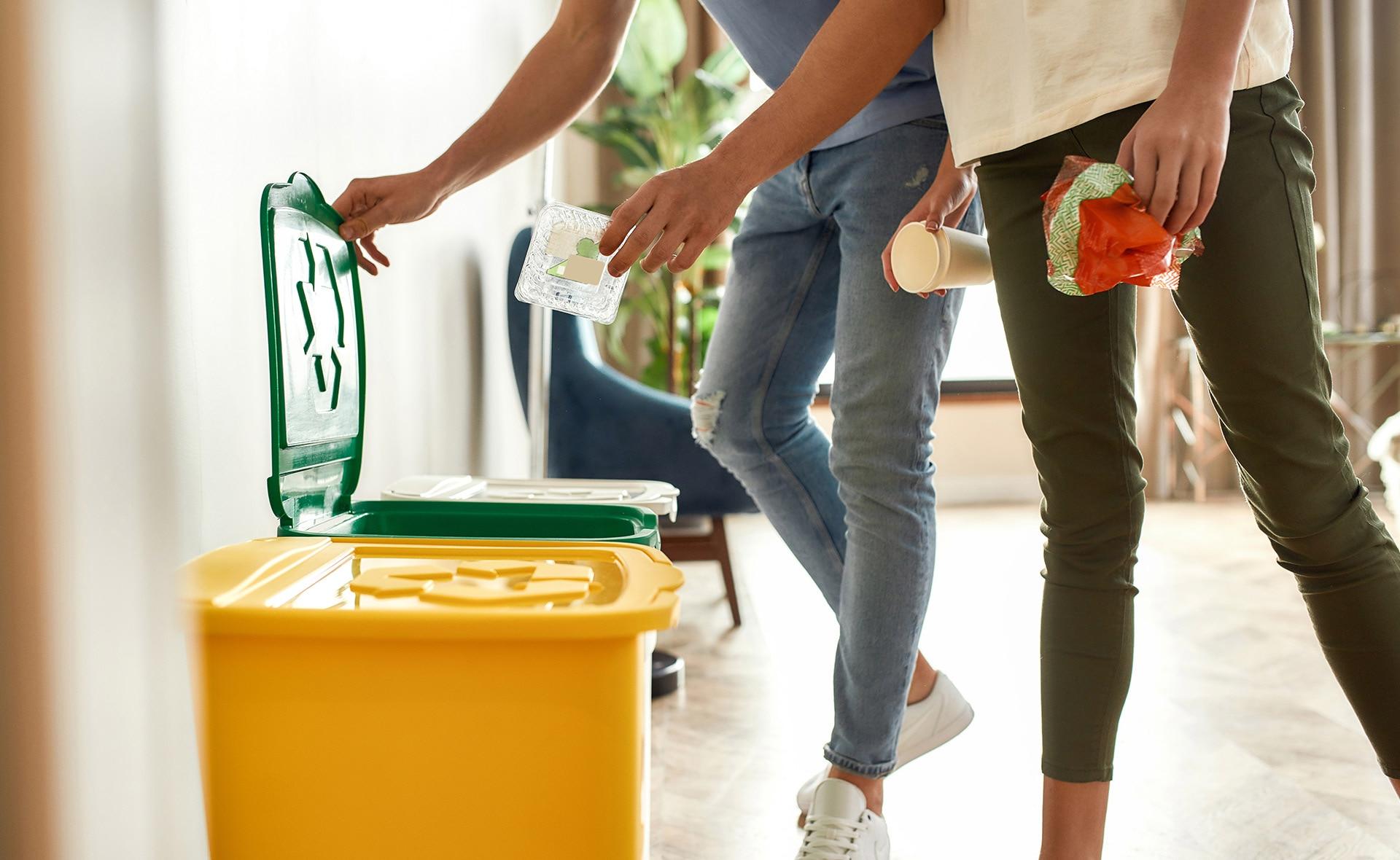 como-reciclar-casa-sostenibilidad-reciclaje-bbva