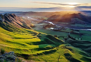 Nueva-Zelanda-naturaleza-cuidado-mediaombiente-medidas-paises-compromiso-paisaje-bosques